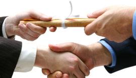 «Прекращение партнерства в бизнесе»