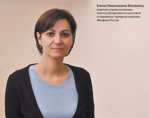 Елена Вихляева